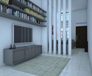 Interior Rumah Type 50